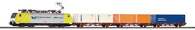 Piko 97916 Start-Set Containerzug BR 189 + 3 Containerwagen FS
