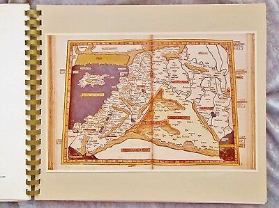 1928 TOBIN MAPS 1978 50TH ANNIVERSARY - 22 MAPS Signed & Inscribed LIMITED 1/500