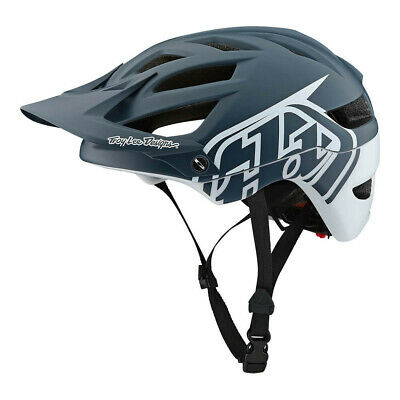 2017 TLD Troy Lee Designs White A1 Classic Mips Mountain Bike Helmet Bicycle