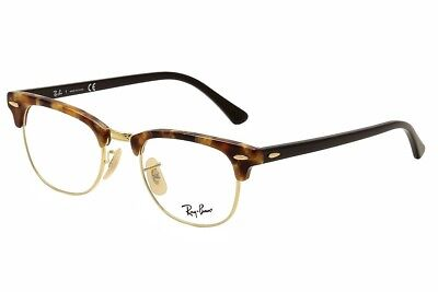 a968603e85 Ray Ban Clubmaster Eyeglasses RB5154 5154 5494 Havana RayBan Optical Frame  49mm