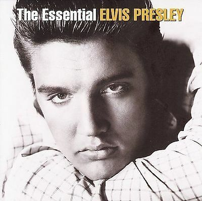 ELVIS PRESLEY The Essential 2CD BRAND NEW Best Of Greatest Hits