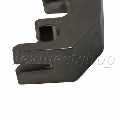Fiddle Violin Viola Practice Mute Silencer Black Rubber Coated 4 Prong