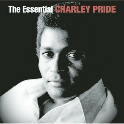 CHARLEY PRIDE The Essential 2CD BRAND NEW Best Of Charlie Pride