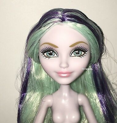 Ever After High Epic Winter Crystal Daughter of Snow Queen Nude Doll NEW to OOAK