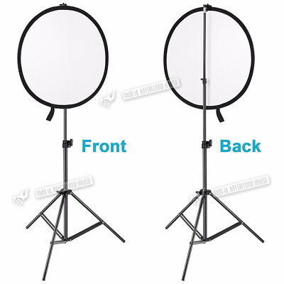 Neewer Disc Reflector Holder Clip Clamp for Photo Studio Background Stand
