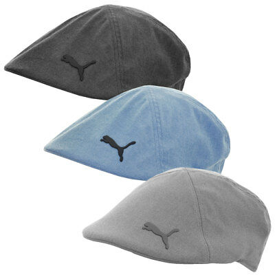 Puma Golf Mens Flexfit Stretch Moisture-Wicking Performance Driver Cap