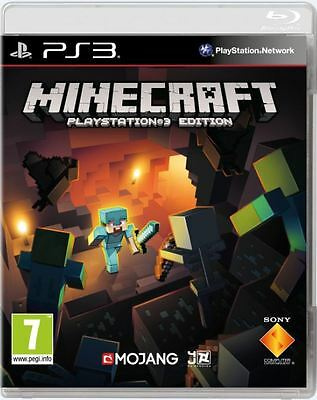 Minecraft (PS3) [New Game]