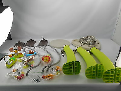 Evenflo 61731198 ExerSaucer Jump and Learn Jumper Jungle Quest