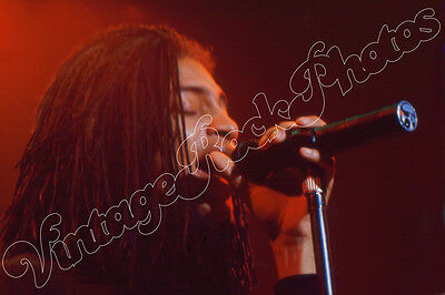TERENCE TRENT D'ARBY 16 november 1987 Rolling Stones Milano italy live 3 photos