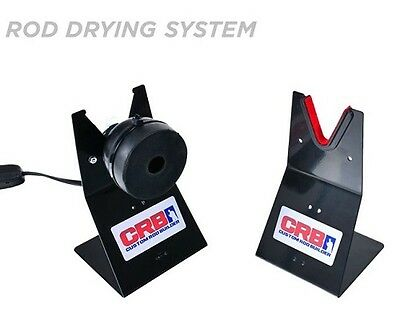 Crb Fishing Rod Drying System With Stand 110V 9 And 18 Rpm Available