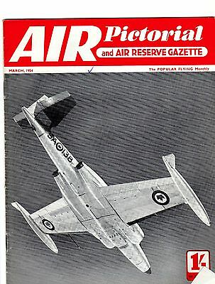 Air Pictorial 1954 March Mosquito