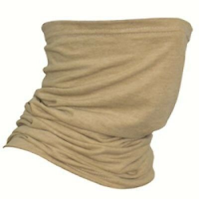 US Army Military Gaiter Neck Rundschal Coyote Tan