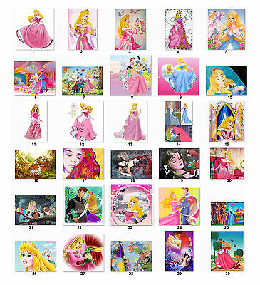 30 Personalized Return Address labels Princess Buy 3 get 1 free