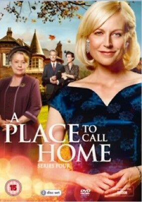A Place to Call Home Season 4 Series Four New DVD Region 4