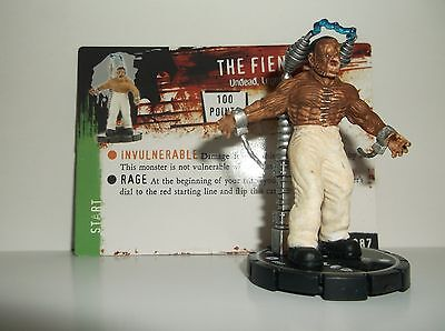 HORRORCLIX  The Fiend #087 Rare W/CARDS Base Set