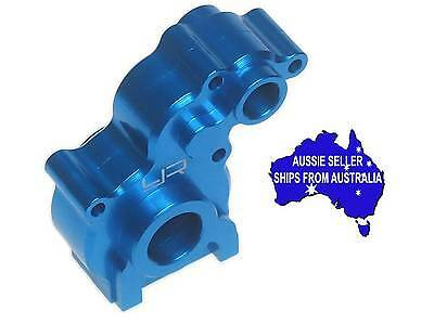 Blue alloy centre gearbox cases for Axial SCX10.