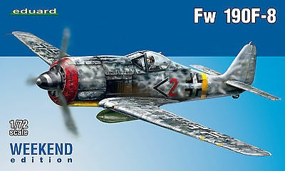 EDUARD 7440 Fw 190F-8 Fighter in 1:72