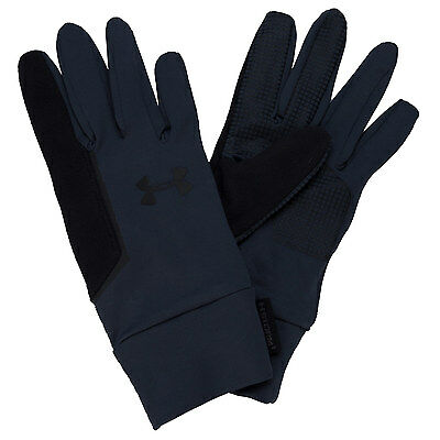 Under Armour Mens No Breaks Gloves in Charcoal - One Size From Get The Label