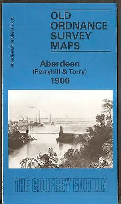 Ordnance Survey Map, Aberdeen (Ferryhill & Torry) 1900