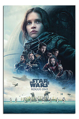 Star Wars Rogue One - One Sheet Film Poster New - Maxi Size 36 x 24 Inch