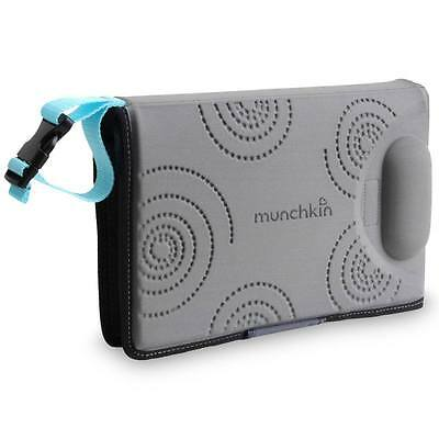Munchkin GO PAD NAPPY CHANGER Baby Changing Mat Nappy Bag Dispenser BN
