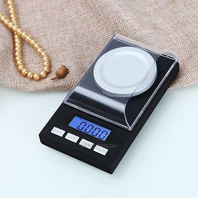 20g 50g/0.001g Mg Mini Digital LCD Balance Weight Pocket Jewelry Diamond Scale