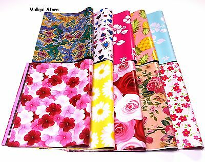 100 MIX 10 DESIGNER 10 x13 MAILER POLY MAILING & SHIPPING PLASTIC BAGS (Pack #1)