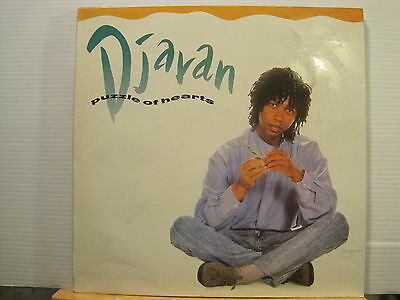 Djavn- Puzzlwe of Hearts- Vinyl Lp - Free UK Post