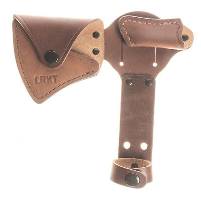 CRKT RMJ Kangee Woods D2735 T-Hawk Leather Sheath