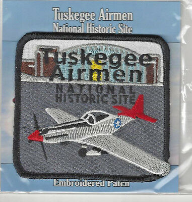 Tuskegee Airmen National Historic Site, Alabama Souvenir Patch