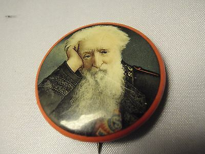 Antique Salvation Army pin badge button 1910