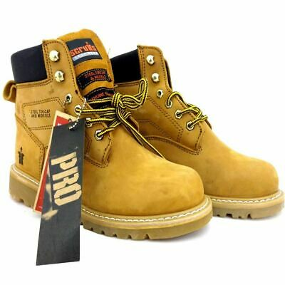 Mens Scruffs Twister Pro Work Shoes Steel Toe Cap Military Boots Hiking