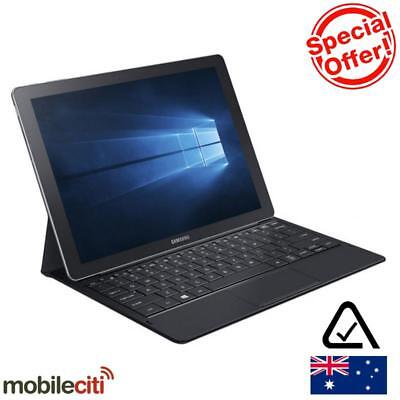 "Samsung Galaxy TabPro S (12.0"" FHD+, Core M3, Wifi + 4G, 128GB) - Black - [Au St"