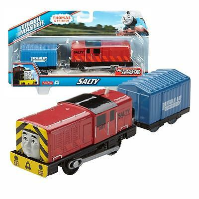 Thomas and Friends - Locomotive Salty - Trackmaster Revolution Mattel