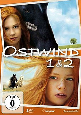 2 DVDs * OSTWIND 1 & 2 [ LIMITED EDITION ] # NEU OVP +