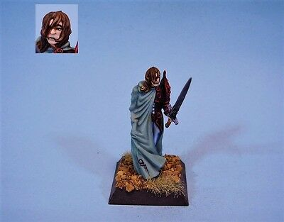 Confrontation painted miniature alahan hero Danil