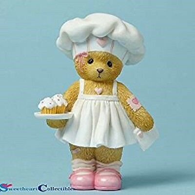 Cherished Teddies - Breana - Bake Someone Happy - Retired