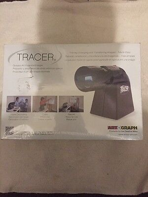 Artograph Tracer Projector Opaque Art Craft Hobby Photo Enlarger Image Transfer