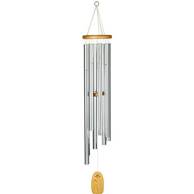 Woodstock Large Gregorian Baritone Outdoor Garden Wind Chime