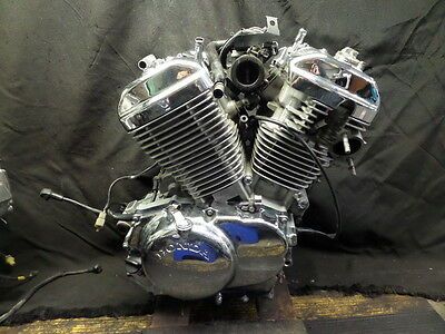 2006 Honda Shadow Vt600 Complete Engine **video**