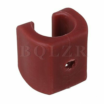 Red Bottleneck Guitar Slide Holder Stand Musical Instruments Accessories