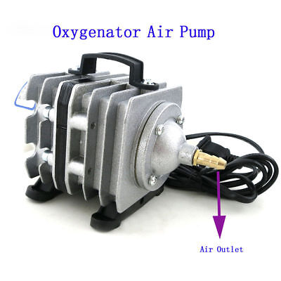 1pcs Electromagnetic Oxygenator Oxygen Air Pump 20W Aquarium Fish Tank 220V/50Hz