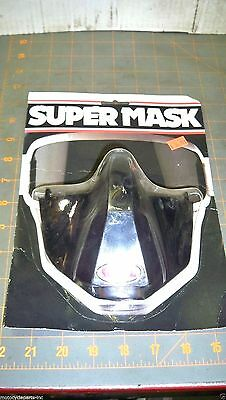 BELL SUPER MASK MOUTH GUARD NOS 1970s VINTAGE APPAREL ACCESSORY FREE SHIPPING