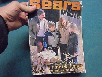 Vintage 1983 Sears Fall and Winter Catalog Charlie's Angels Fashions