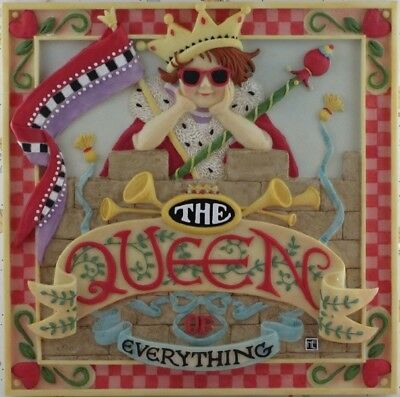 Mary Engelbreit Queen of Every thing Stepping Stone-ME-0018