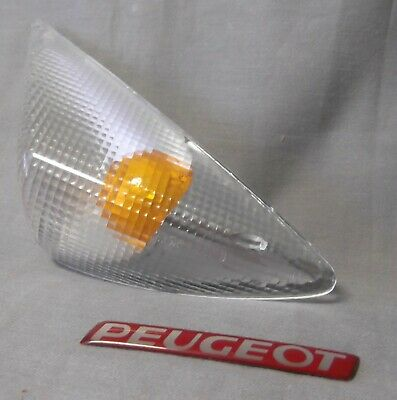 New Genuine Peugeot Speedfight 2 LH Left Front clear indicator PE743097