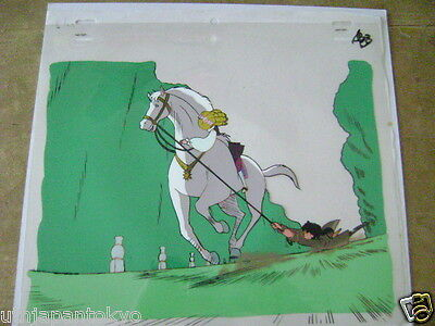 The Rose Of Versailles No Bara Riyoko Ikeda Anime Production Cel 6
