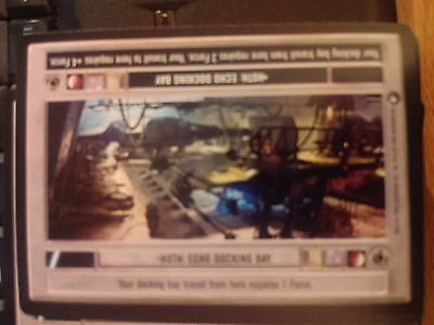Star Wars CCG Hoth BB Limited Snowtrooper X2 NON-MINT SWCCG