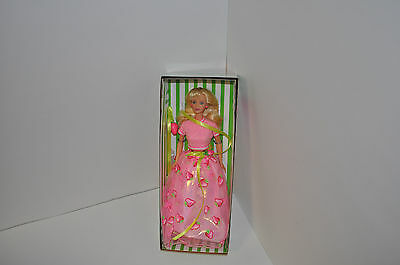 Avon Exclusive Special Edition Barbie Doll Strawberry Sorbet *new*