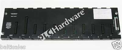 GE Fanuc IC693CHS391C 10-Slot Expansion Baseplate